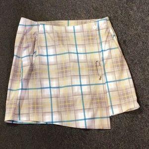 Nike size 2 golf skirt skort